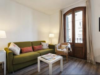 Cozy apartment in the city center - Barcelona vacation rentals