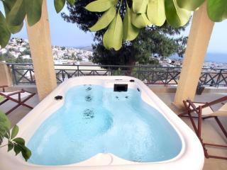 Unique Villa with Sea View & Jacuzzi - Voula vacation rentals