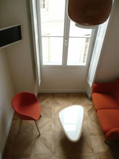 Tangerine studio in the center of Paris - Image 1 - Paris - rentals