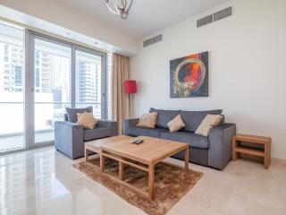 2BR|SEA & POOL VIEW |DUBAI MARINA|64199 - Dubai Marina vacation rentals