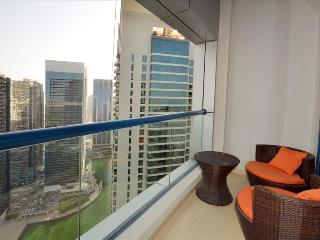 1BR|LAKE VIEW|JUMEIRAH LAKE TOWERS|63428| - Dubai Marina vacation rentals