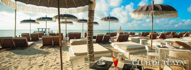 SEA VIEW POOL BEACH CLUB PLAYA DEL CARMEN LUXE CON - Image 1 - Playa del Carmen - rentals