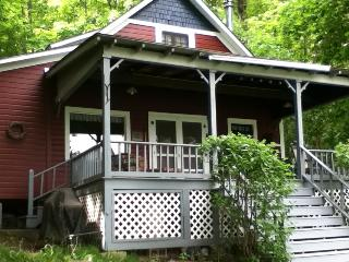 Lakefront Adirondack Cottage - Adirondacks vacation rentals
