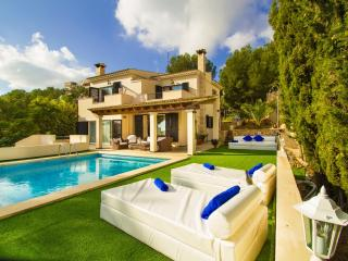 Villa In Bendinat, South West Mallorca, - Cas Catala vacation rentals