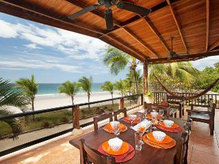 Front Row Center!!! ON Flamingo Beach: 5BR/Pool - Playa Flamingo vacation rentals