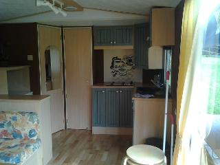 Nice Caravan/mobile home with Internet Access and Trampoline - Estavayer-le-Lac vacation rentals