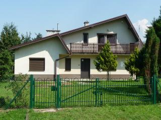 WISŁOK RIVER HOUSE - HOUSE - Southern Poland vacation rentals
