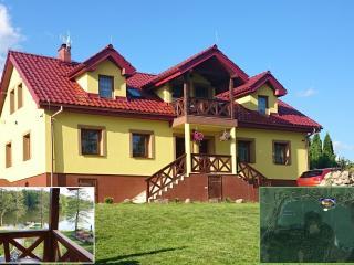 Mazurski Raj-Luksusowa Turystyka, 1apartment 110m2 - Pozezdrze vacation rentals