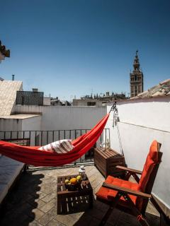 Amazing Triplex, priv. Terrace - Province of Seville vacation rentals