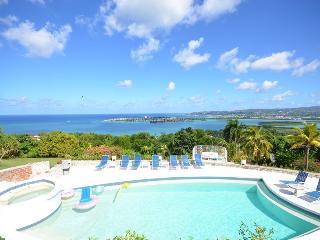 VIEWS! BEACH CLUB! STAFF! POOL! Datura Villa - Sandy Bay vacation rentals