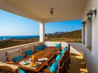 Bright Villa in Patmos with A/C, sleeps 14 - Patmos vacation rentals