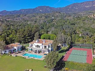 Toro Canyon Estate - Santa Barbara County vacation rentals