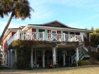 "2104 Palmetto Blvd - ""Salty Dog"" - Edisto Beach vacation rentals"