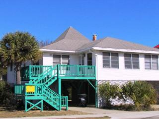 "2811 Palmetto Blvd - ""LaLa Pansi"" - Edisto Beach vacation rentals"