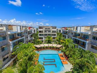 (SABBIA B107) BIG 3BEDROOMS APARTMENT - Playa del Carmen vacation rentals