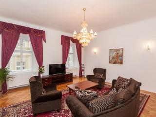 Historic luxury Apart.by Old Town Square, center - Bohemia vacation rentals