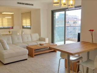 Stylish 3 bedroom Apartment - Blue Sky, Netanya  - BY01 - Netanya vacation rentals