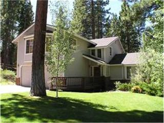 Comfortable Tahoe Home with Large Fenced Backyard and Private Hot Tub (ME11) - South Lake Tahoe vacation rentals