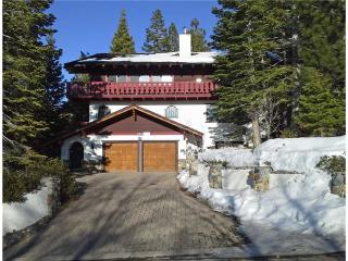 Gigantic 3-Story Home with Wrap-Around Decks, Game Room and Full Workout Room (ME27) - South Tahoe vacation rentals