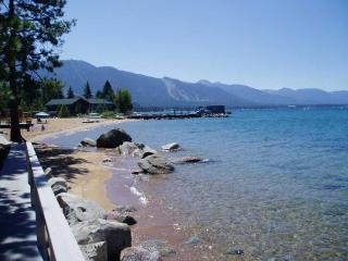 Quintessential Tahoe Cabin in Quiet Gated Community, Walk to Lake Tahoe and Bike Trails (RH09) - Zephyr Cove vacation rentals