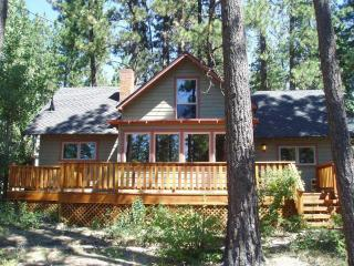 Sunny Cabin with Deck and Dishwasher - Marla Bay vacation rentals