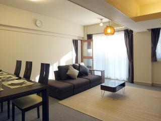 Spacious 110 sqm 3BR, only 7min Walk from Nakano - Nakano vacation rentals