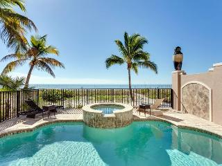 La Casa Bonita, Gulf Front, 5 bedrooms, Heated Pool, Spa, Elevator - Fort Myers Beach vacation rentals
