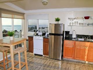 Remodeled Beach Rental, 1br/1ba Designer Decorated & A/C Equipped - Oceanside vacation rentals