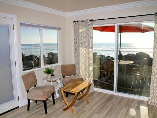 Remodeled Beach Rental, 2br/1ba, shared firepit, bbq, patio, on the ocean #4 - Oceanside vacation rentals