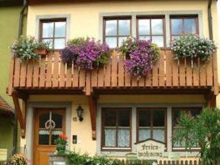 Vacation Apartment in Rothenburg ob der Tauber - 431 sqft, cozy and comfortable (# 5540) - Rothenburg ob der Tauber vacation rentals