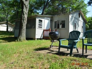 Nice Cabin with Deck and Internet Access - Barnes vacation rentals