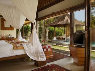 Rustic Luxury: Villa Shanti Om - Ubud vacation rentals