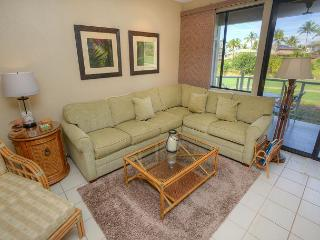 FALL SPECIALS! Ocean View 2-Bedroom Condo Overlooking Golf Course - Wailea vacation rentals