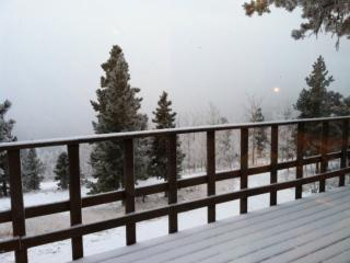 Secluded Mountain House at 9200 Feet - Black Hawk vacation rentals