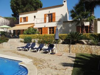 Villa Verano in Calonge. Airco in slaapkamers - Calonge vacation rentals