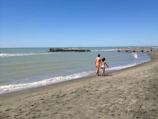 Rome Ostia Beach Apartment (persons 4) - Lido di Ostia vacation rentals