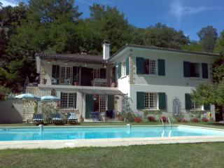 French Family House & Large Pool in pretty village - Aubeterre-sur-Dronne vacation rentals