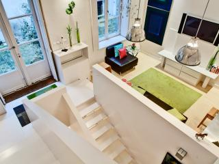 MARAIS TRIPLEX DESIGN : 3 Bedrooms 3 Bathrooms - Paris vacation rentals