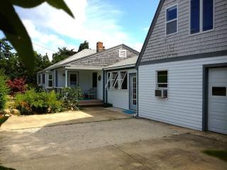 Lovely Peaceful Getaway–Stroll to Beach + Village! - Oak Bluffs vacation rentals