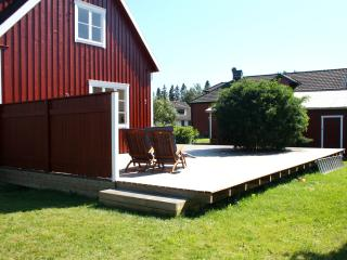 Beautiful house in the little land near the forest - Sodvik vacation rentals