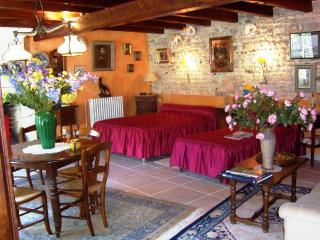 little home rental haert green venice france - Coulon vacation rentals