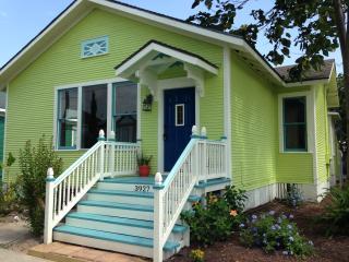Mermaid Cottage - Galveston vacation rentals