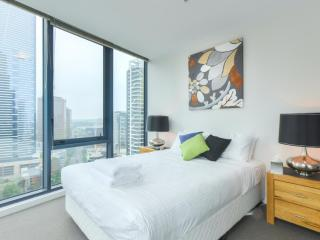 NEW-StayCentral CV2 gym pool two bedrooms views - Melbourne vacation rentals
