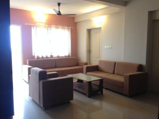 Comfortable Condo with Balcony and Parking - Kannur vacation rentals