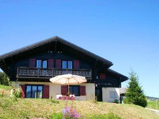 Chalet in Champoussin (CH) Portes du Soleil - Champoussin vacation rentals