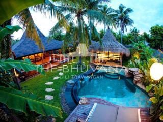 New luxury villa with private pool - Bhuvana Villa - Gili Trawangan vacation rentals