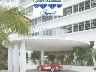 1 bedroom Apartment with Deck in Miami Beach - Miami Beach vacation rentals