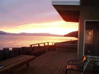 Guemes Island Beach House - Lopez Island vacation rentals