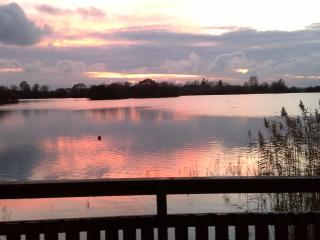Lakeview, Lakeside lodge, close to Chichester close to Goodwood! - Chichester vacation rentals
