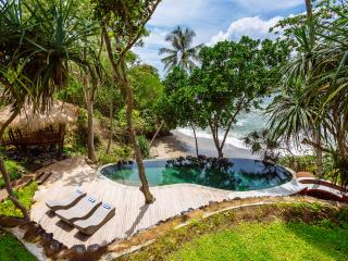 The Cove - Beachfront Estate with Tennis Court and Private Chef in Surfing Area - Tabanan vacation rentals